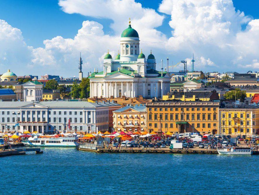 Helsinki - city full of life