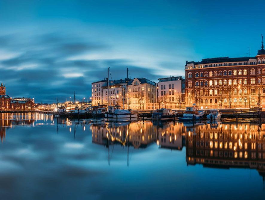 Spend a memorable day in Helsinki