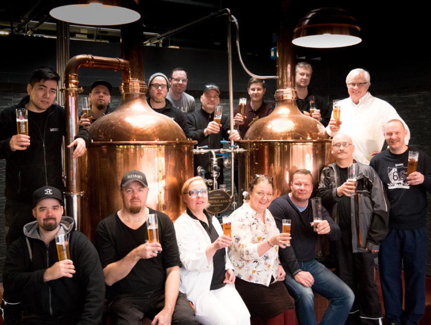 Nokian Panimo - Pioneer in beer development